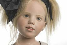 Porclain dolls