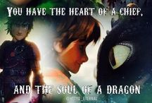 Movie - How to Train your Dragon