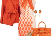 Outfits orange