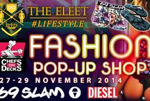 The Eleet Summer Fashion Pop Up Shop @ Chefs On Decks / 27-29 November 2014 at Chefs On Decks