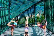 Justa Yoga Wear Everywhere / Yoga Life and Bikram Wear