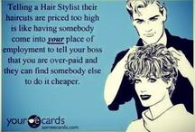 Hairdresser problems