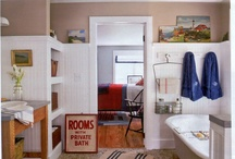**Jack and Jill Bathroom  / by Indy