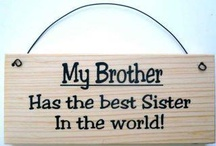 My brother / by Heather Crites-Mccown