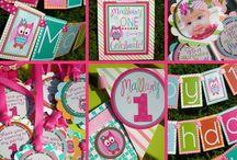 AK First Birthday / by Caroline S. Boyette