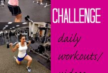 Fit challenge / 5 week burn out