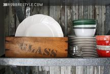 Home Decor: Farmhouse Style / Anything and everything farmhouse decor