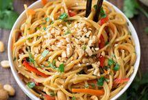 Mains: Noodle Recipes