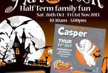 Halloween in South Devon