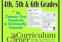Common Core / by Mary Sue Messinger