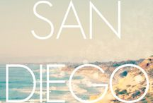 San Diego & California / Amazing places in Cali
