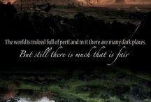 Middle Earth / I have an unhealthy obsession with LOTR and TH. And I'm proud of it! :) / by Gracie Wagner