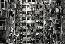 Ruins - Kowloon Walled City / by 西