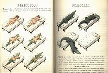 Codex Seraphinianus / Codex Seraphinianus, originally published in 1981, is an illustrated encyclopedia of an imaginary world, created by the Italian artist, architect, and industrial designer Luigi Serafini during thirty months, from 1976 to 1978 / by Nico Hsieh