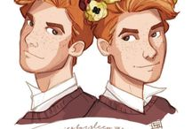 Fred&George&Huncwoci