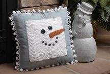 Christmas Pillows / by wow ilikethat