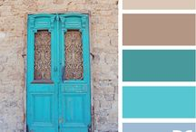 Color Palette  / by Amy Scheele