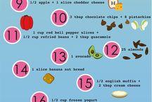 Recipes - Snack Ideas