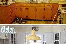chalkpaint kitchen