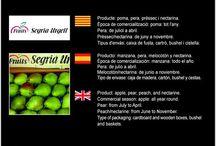 Fruits Segrià Urgell SAT 1258 / Cooperativa de Fruita de Torrefarrera