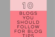 Blog Love / Sharing other blogs in the community with great content,