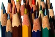 Colored Pencil Love