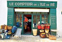 Ile de Ré | Shop Til You Drop