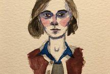 Chloe Feldman Emison & Arte of g.berg.