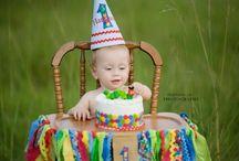 1st Birthday / by Sara Westbrook