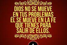 Dios/God.