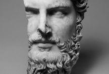 scultura antica, antiquariato