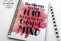 sweet notebooks.