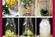 Summer Drinks and Recipes