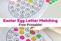 Easter literacy