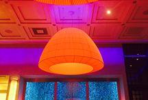 """Murs de bulles décoration """"Espace d'eau"""" / Décoration liée à l'eau, Design et Architecture Fabrication Française sur mesure"""