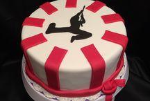Ninja cakes, cookies and cupcakes