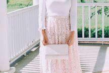 Ms. Peach Plus Style Inspiration
