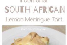 Lemon meringue tart/Suurlemoen yskastert