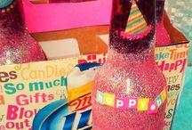 Birthday gifts / by Michelle Orwig