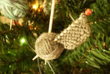 Knitted Gift Items / Patterns that have me itching to dig into my yarn stash and pick up my needles! / by Cathy Cole
