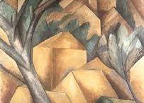 cubistic art