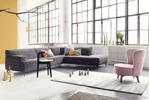 Furninova Scandinavisch design / Hoekbanken, banken & fauteuil van Furninova, betaalbaar Scandinavisch design voor uw interieur!