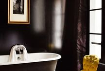 Bathroom Inspiration / Bathrooms that inspire me.