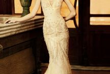 Gold Wedding Dresses / Beautiful Gold Wedding Dresses and Gold and White Wedding Dresses.