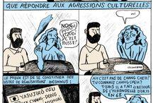 BD - Roman graphique - Illustration narrative