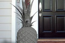pineapple / by Joanne Emanuel