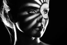 Gobo photography / Creative photography ideas