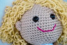 Crochet Baby:  Dolls & Doll Clothes / by Joan Nicholes
