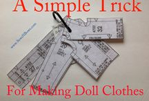 DIY Doll Clothes / by Knit 'n Kaboodle