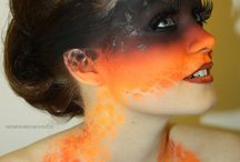 Face Paint art